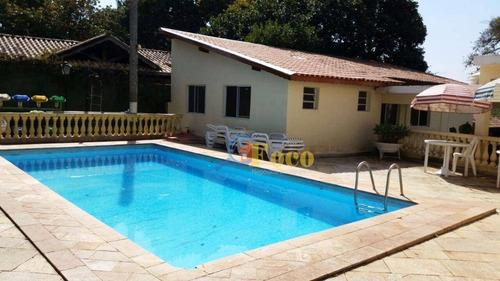 Chácara Com 6 Dormitórios À Venda, 5900 M² Por R$ 1.500.000,00 - Zona Rural - Itatiba/sp - Ch0037
