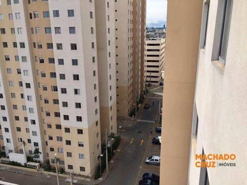 Apartamento Com 2 Dormitórios À Venda, 45 M² Por R$ 230.000,00 - Canhema - Diadema/sp - Ap0149