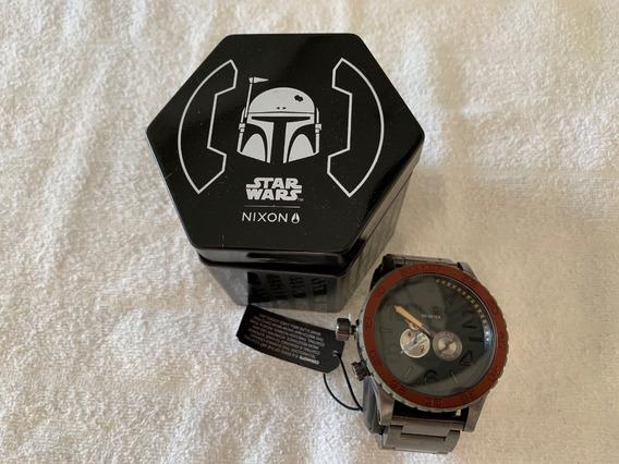 Relogio Nixon Star Wars 51-30