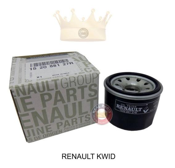 Filtro De Oleo Motor Renault Kwid 1.0 12v - 3 Cil - Original