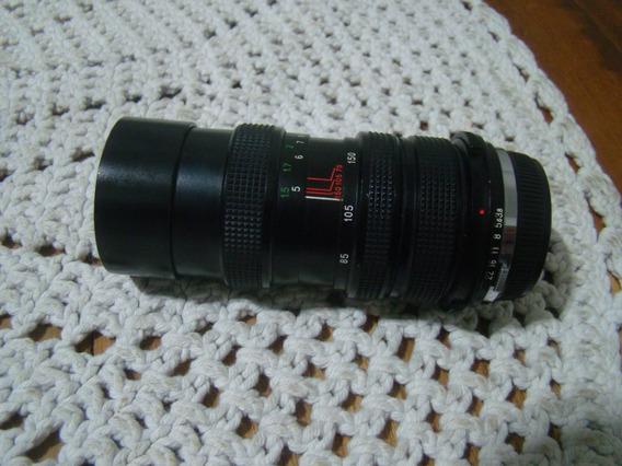 Lente Objetiva Vivitar 70-150mm Para Consertar