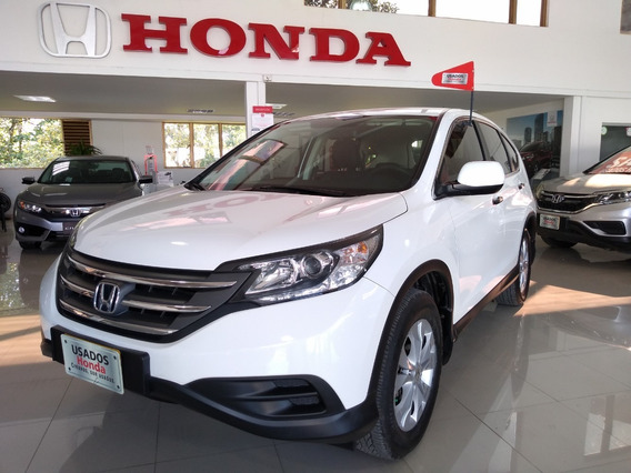 Honda Cr-v City Plus Modelo 2014 Blanco Taffeta