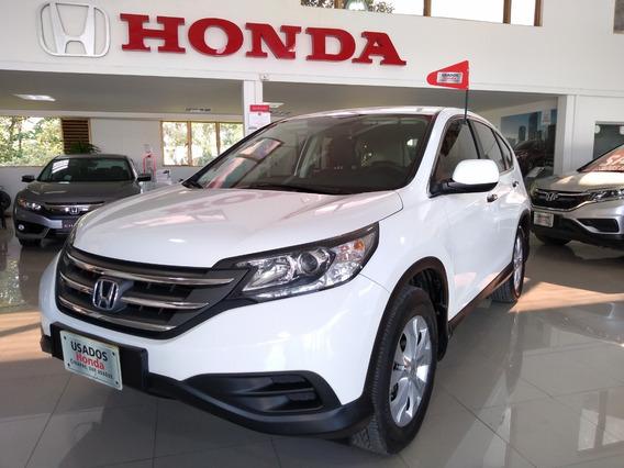 Honda Cr-v City Plus Modelo 2014 Blanco Taffeta