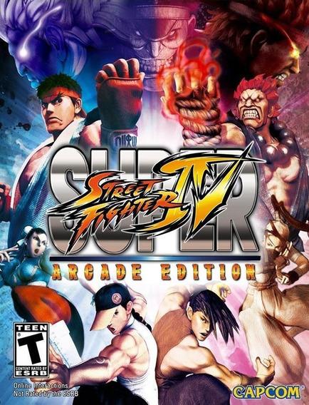 Street Fighter 4 Pc - 100% Original ( Steam Key )