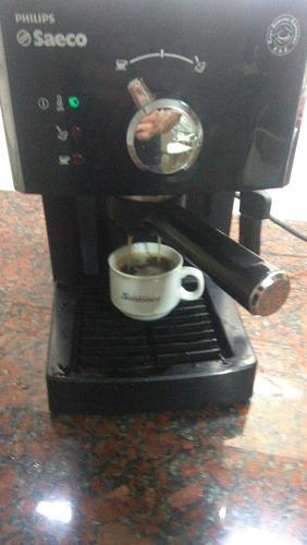 Cafetera Espresso Phillips Saeco