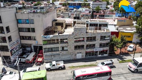 Imagen 1 de 14 de Edificio Con Locales Comerciales En Venta Toluca Centro Cru