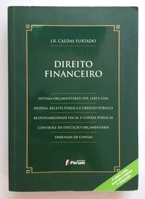Livro Direito Financeiro - Caldas Furtado