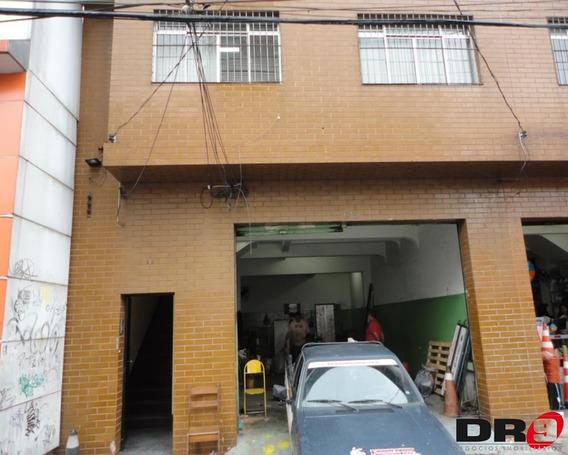 Sobrado ( Loja Comerc. ) `a Venda Com 150 Mts² Área Construída No Bairro Do Brás - Sl00079