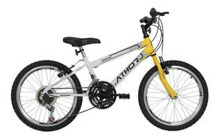 Bicicleta Athor Evolution Infantil Aro 20 Masculino 18v