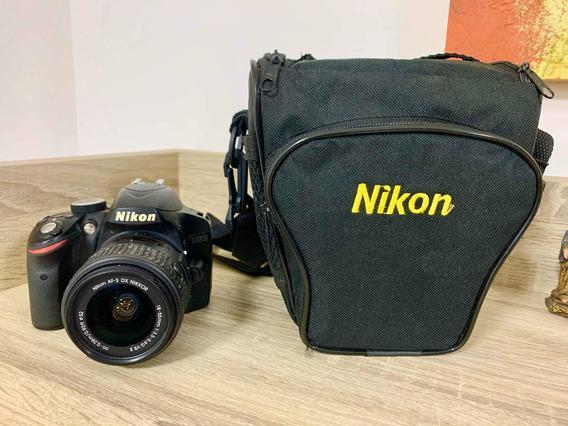 Câmara Digital Nikon D 3200