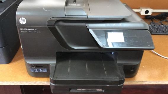 Impressora Hp Officejet Pro 8600 Com Problema.