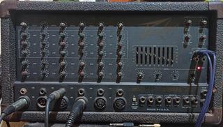 Consola Potenciada Peavey Xr 600 E