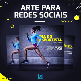 Social Media - Arte De Post Para Redes Sociais