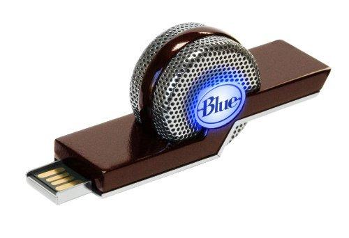 Micrófono De Condensador Azul Tiki Cardioide