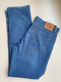 f09b1b3b0 Levis 514 - Calças Levi´s Calças Jeans Masculino no Mercado Livre Brasil