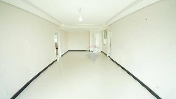 Apartamento Com 3 Dormitórios, 164 M² - Umarizal - Belém/pa - Ap0462