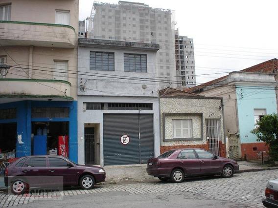 Prédio Comercial À Venda, Mooca, São Paulo - Sl0023. - Pr0018
