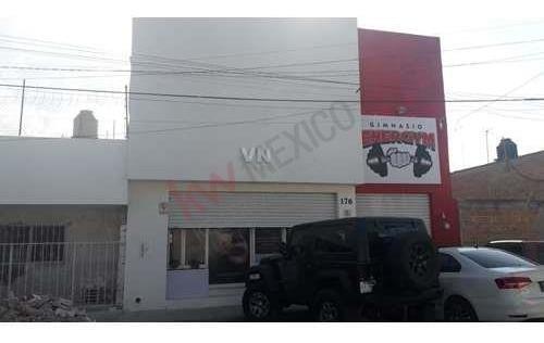 Local Comercial En Renta San Luis Potosí, Industrial Aviación