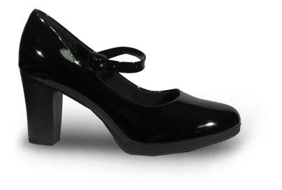 Picadilly 130197 Zapato Con Taco Pulcera Pie Delicado Mujer
