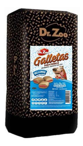 Dr. Zoo Bolsa Galletas Rellenos X 5kg