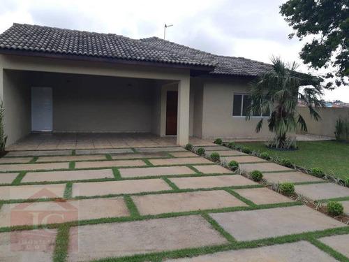 Casa Com 3 Dormitórios À Venda, 312 M² Por R$ 950.000,00 - Haras Bela Vista - Vargem Grande Paulista/sp - Ca1012