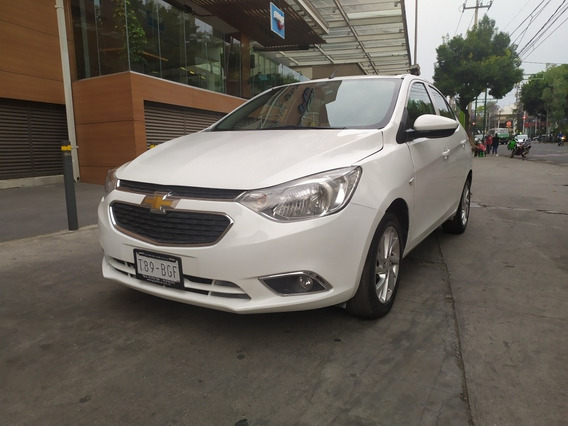 Chevrolet Aveo Quemacocos 2018