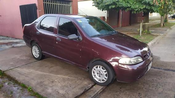 Fiat Siena Extd 2002 Con Dirección Hidráulica Diesel