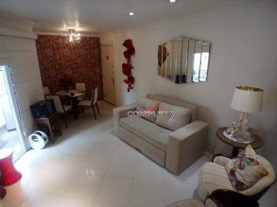 Flat Com 2 Dormitórios À Venda, 60 M² Por R$ 1.200.000 - Botafogo - Rio De Janeiro/rj - Fl0070