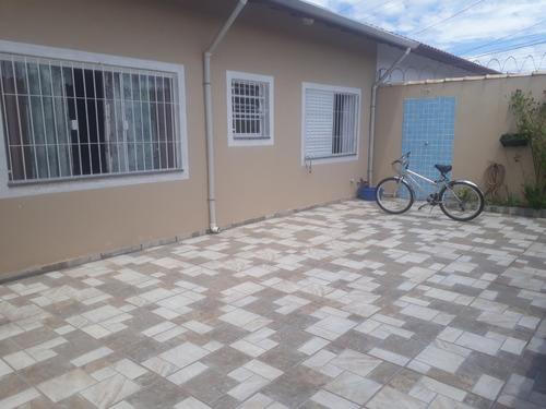 Casa Repassando Financiamento Lado Praia Em Itanhaém