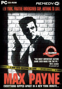 Max Payne Pc - 100% Original (steam Key)