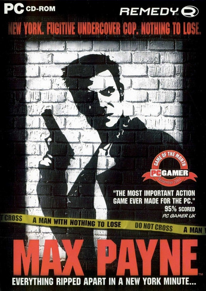 Max Payne Pc - 100% Original (steam Key)
