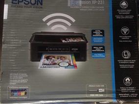 Impressora Epson Xp-231 (seminova)