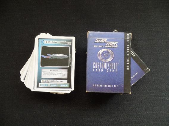 Star Trek - The Next Generation - 230 Cards - Card Game