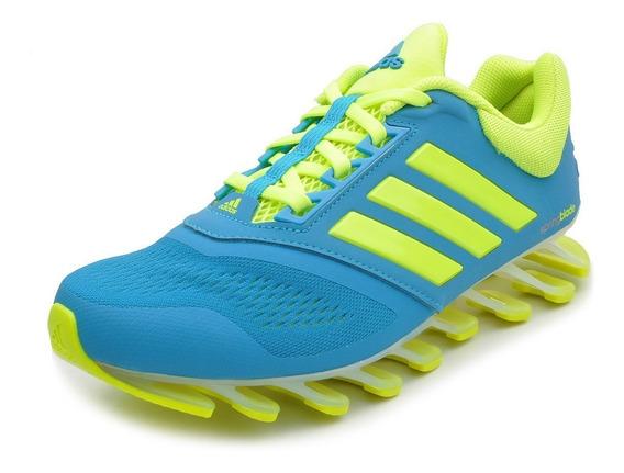 Tenis Deportivos adidas Springblade Drive 2 Azul Caballero