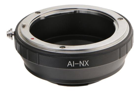 Para Nikon Ai Lente Para Samsung Nx Monte Câmera Adaptador