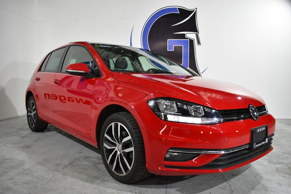 Vw Golf Highline 2019