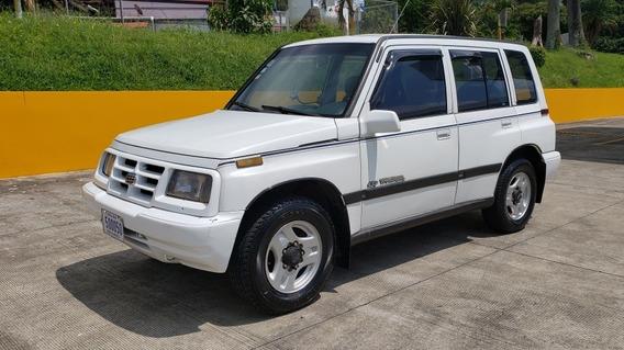 Chevrolet Tracker Lsi