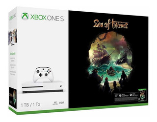 Consola Xbox One S 1 Tera Sea Of Thieves