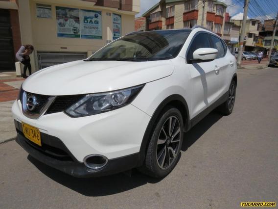 Nissan Qashqai Exclusive Tp 2000cc 4x4