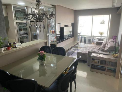 Apartamento Com 3 Dormitórios À Venda, 86 M² Por R$ 595.000,00 - Pagani - Palhoça/sc - Ap8388