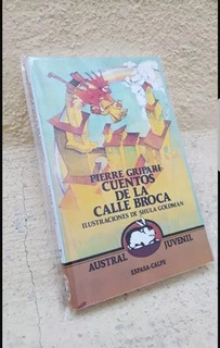 Cuentos De La Calle Broca (facsímil) Libro Físico 207 Págs.