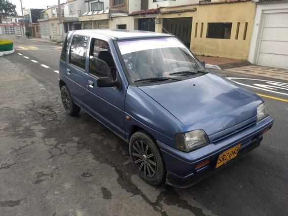 Daewoo Tico Mod 99 Sin Aire 1999 Para Anillar