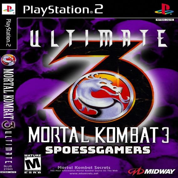 Ultimate Mortal Kombat 3 Ps2 Patch Sem Brutality