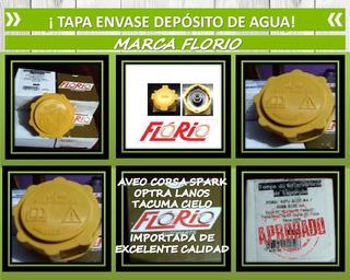 Tapa Depósito De Agua Aveo Fiesta Corsa Spark Optra