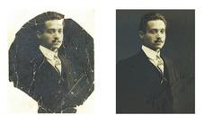 Restauración De Fotos, Firmas Y Manuscritos De Colección