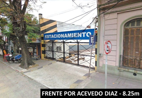 Venta Terreno Tres Cruces Montevideo L *