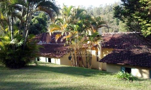 Para Você Ficar Em Contato Com A Natureza! Sítio Rural À Venda, Jardim Seabra, Amparo. - Si0004