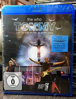The Who - Tommy Live At The Royal Albert Hall 2017 Blu-ray