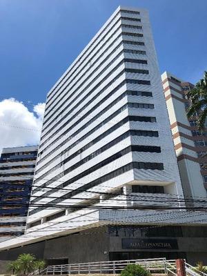 Sala Em Espinheiro, Recife/pe De 30m² À Venda Por R$ 140.000,00 - Sa171852