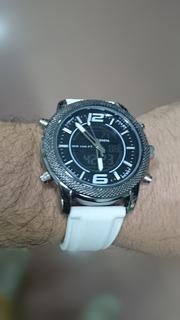 Reloj Geneva. Analogico + Digital. Nuevo